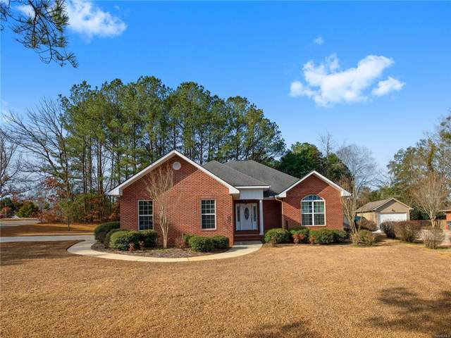 220 S Oak Ridge Drive, Enterprise, AL 36330 (MLS #488368) :: LocAL Realty