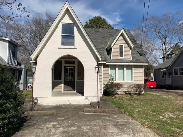2033 Clubview Street, Montgomery, AL 36106 (MLS #488389) :: Buck Realty