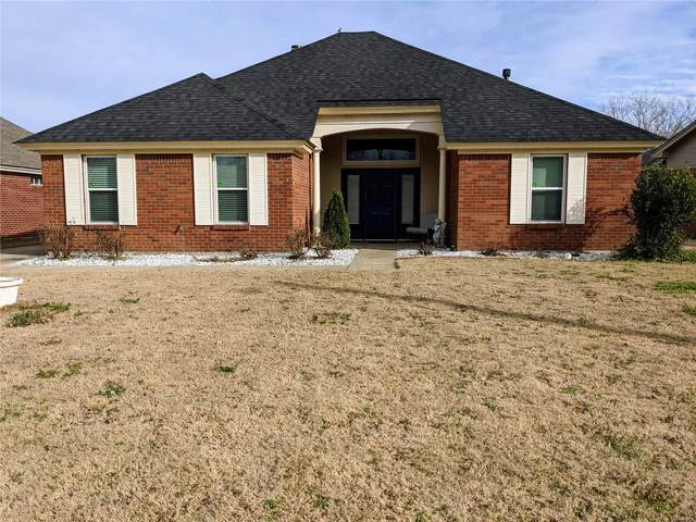 7321 Glencoe Court, Montgomery, AL 36117 (MLS #488438) :: LocAL Realty