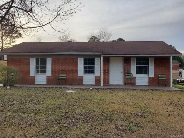 4 Daisy Street, Hurtsboro, AL 36860 (MLS #488444) :: Buck Realty