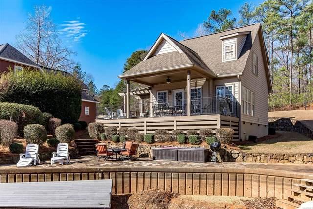 161 Cottage Court, Dadeville, AL 36853 (MLS #488500) :: Buck Realty