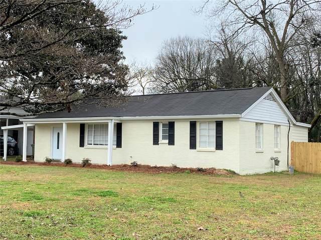 3720 Honeysuckle Court, Montgomery, AL 36109 (MLS #488523) :: Buck Realty