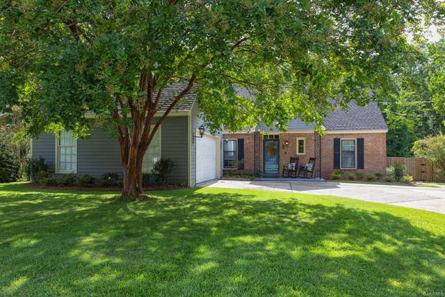1720 Fairforest Drive, Montgomery, AL 36106 (MLS #488559) :: LocAL Realty