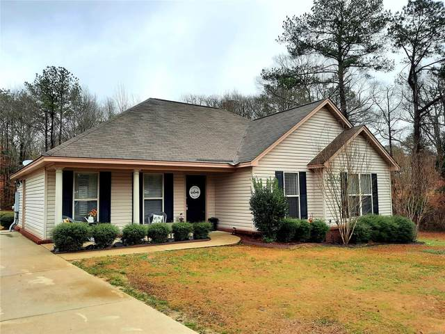 1258 Old Hwy 231 Highway, Wetumpka, AL 36092 (MLS #488591) :: Buck Realty