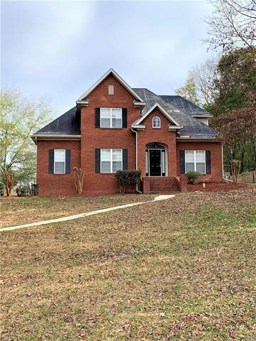 240 Winding Wood Drive, Wetumpka, AL 36093 (MLS #488617) :: LocAL Realty