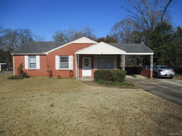 4265 Hickory Drive, Montgomery, AL 36109 (MLS #488632) :: Buck Realty