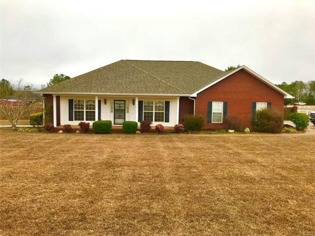 19 County Road 556 Road, Enterprise, AL 36330 (MLS #488641) :: LocAL Realty
