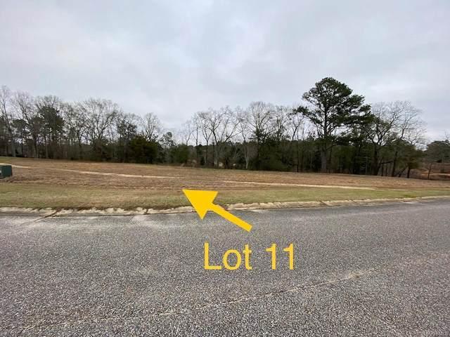 lot 11 Ridge Road, Headland, AL 36345 (MLS #488674) :: LocAL Realty