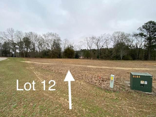 Lot 12 Ridge Road, Headland, AL 36345 (MLS #488687) :: LocAL Realty