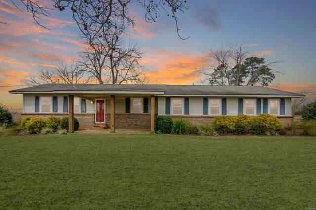 4530 County Road 24 Road, Daleville, AL 36322 (MLS #488737) :: Team Linda Simmons Real Estate