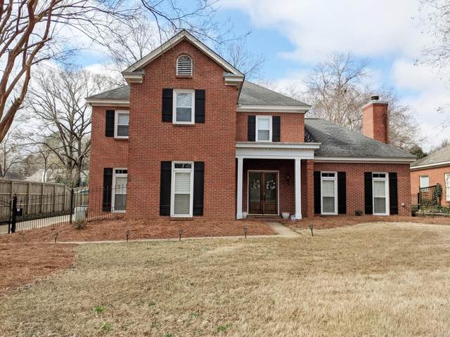 148 Wood Vale Drive, Montgomery, AL 36109 (MLS #488773) :: LocAL Realty
