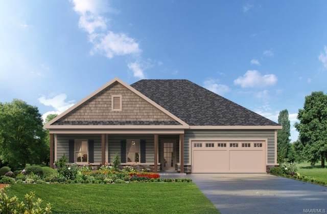 439 Griffith Lane, New Brockton, AL 36351 (MLS #488829) :: Team Linda Simmons Real Estate
