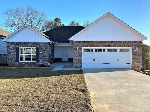 652 Valley Stream Drive, Enterprise, AL 36330 (MLS #488855) :: Team Linda Simmons Real Estate