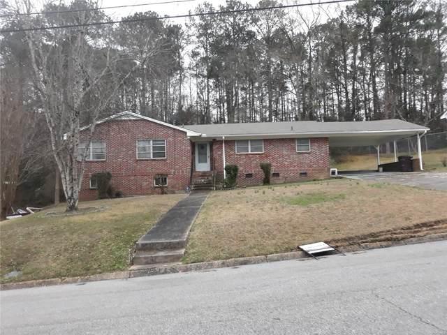 2103 Haggins Street, Tuskegee, AL 36088 (MLS #488937) :: LocAL Realty