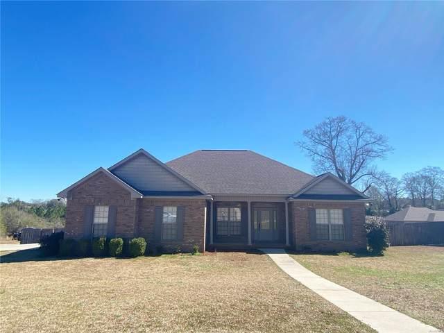 118 Cristy Lane, Enterprise, AL 36330 (MLS #488974) :: Team Linda Simmons Real Estate