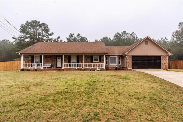 508 Candlewood Drive, Enterprise, AL 36330 (MLS #490042) :: Team Linda Simmons Real Estate