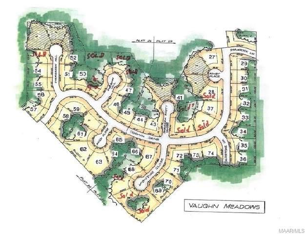 3281 Corwin Drive, Montgomery, AL 36106 (MLS #490202) :: Buck Realty