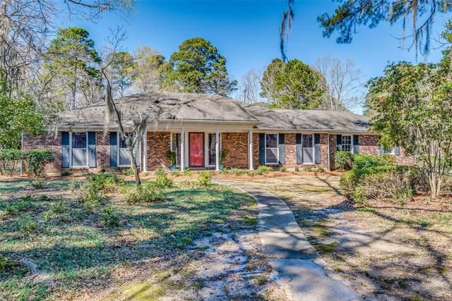 6600 Halcyon Drive, Montgomery, AL 36117 (MLS #490225) :: Buck Realty