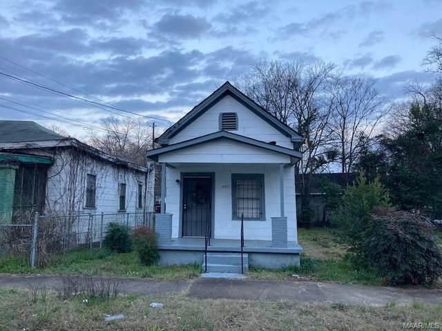505 S Holt Street, Montgomery, AL 36104 (MLS #490345) :: Buck Realty