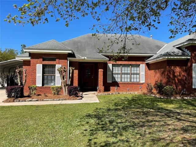 1508 Sugar Creek Court, Prattville, AL 36066 (MLS #490423) :: Buck Realty