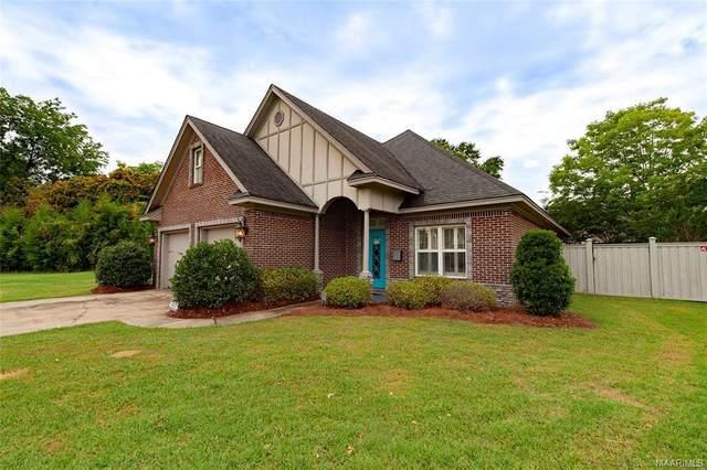 2506 Crenshaw Close Court, Montgomery, AL 36106 (MLS #490526) :: LocAL Realty