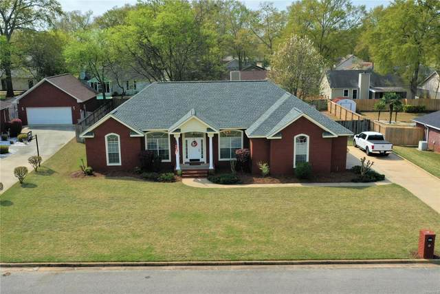 303 Huntington Drive, Enterprise, AL 36330 (MLS #491118) :: Team Linda Simmons Real Estate