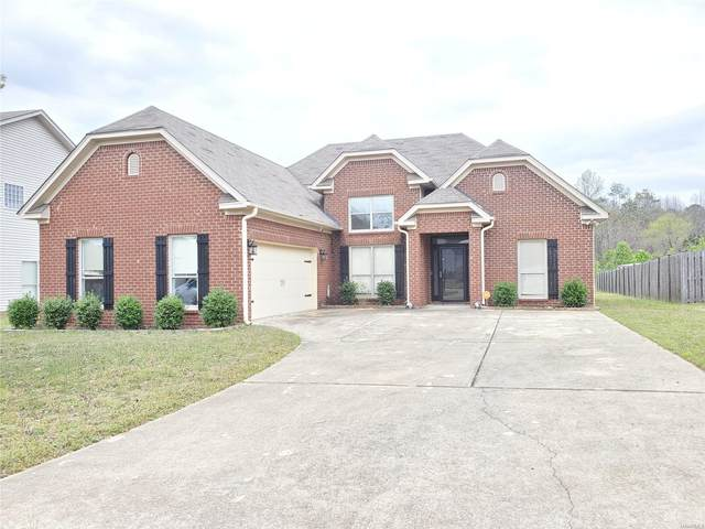 6791 Overview Drive, Montgomery, AL 36117 (MLS #491135) :: LocAL Realty