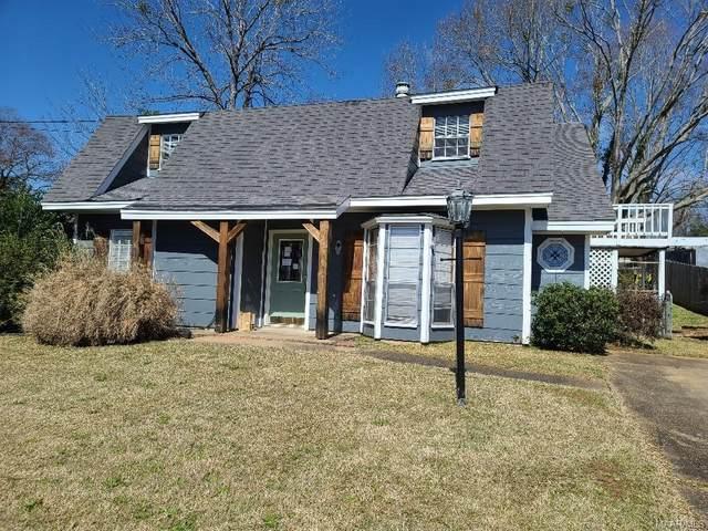 110 Gray Drive, Prattville, AL 36067 (MLS #491170) :: Buck Realty