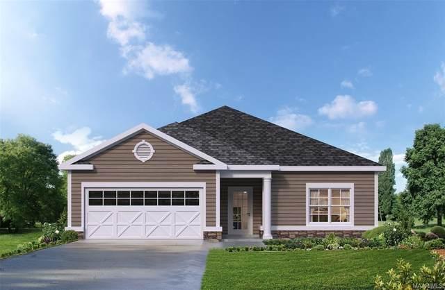 189 Griffith Lane, New Brockton, AL 36351 (MLS #491255) :: Team Linda Simmons Real Estate