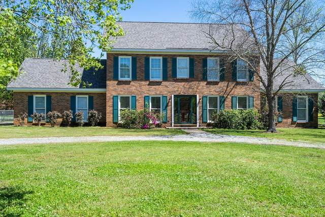125 Payne Road, Montgomery, AL 36116 (MLS #491335) :: Buck Realty
