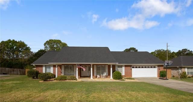 115 Homestead Way, Enterprise, AL 36330 (MLS #491459) :: LocAL Realty