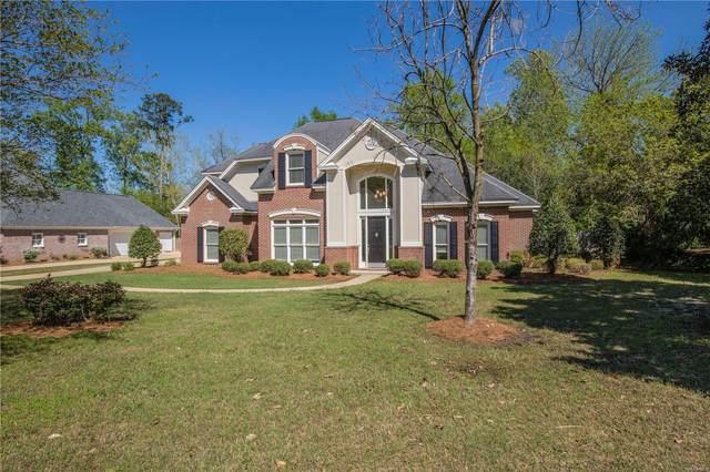 8231 Glynnwood Drive, Montgomery, AL 36117 (MLS #491626) :: LocAL Realty
