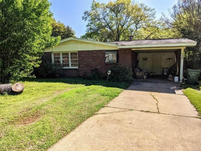 110 Salem Drive, Montgomery, AL 36109 (MLS #491691) :: Buck Realty