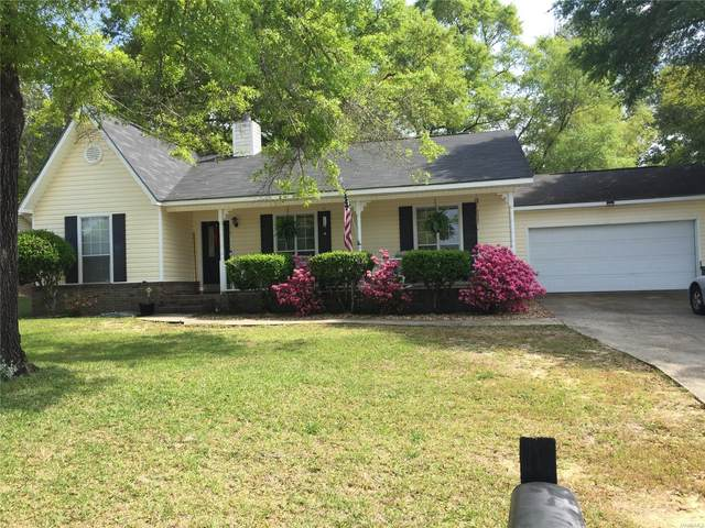 117 Blackhawk Drive, Daleville, AL 36322 (MLS #491718) :: Team Linda Simmons Real Estate