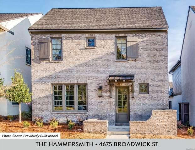 4675 Broadwick Street, Montgomery, AL 36116 (MLS #491735) :: Buck Realty