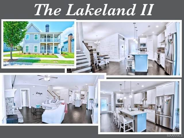 280 Avenue Of Learning Street, Pike Road, AL 36064 (MLS #491874) :: Buck Realty