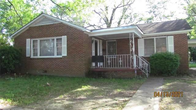 225 Lawrence Street, Selma, AL 36703 (MLS #492029) :: Buck Realty