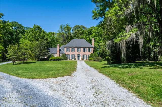 1101 Milly Branch Road, Pike Road, AL 36064 (MLS #492100) :: David Kahn & Company Real Estate