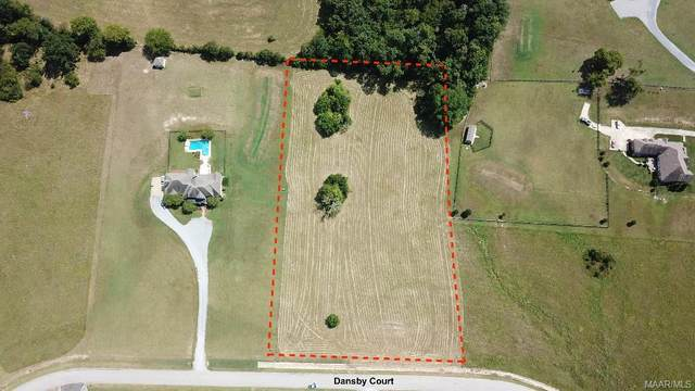Lot 24 Dansby Court, Pike Road, AL 36064 (MLS #492307) :: David Kahn & Company Real Estate