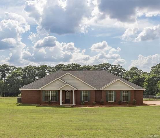 6335 County Road 708 Road, Enterprise, AL 36330 (MLS #492312) :: Team Linda Simmons Real Estate