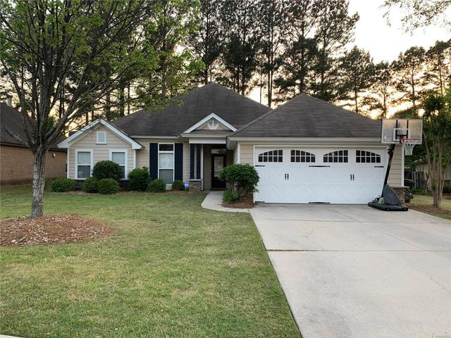 9713 Silver Bell Court, Pike Road, AL 36064 (MLS #492341) :: David Kahn & Company Real Estate