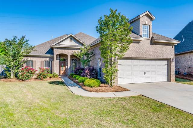 1501 Westbury Park Court, Montgomery, AL 36117 (MLS #492391) :: David Kahn & Company Real Estate