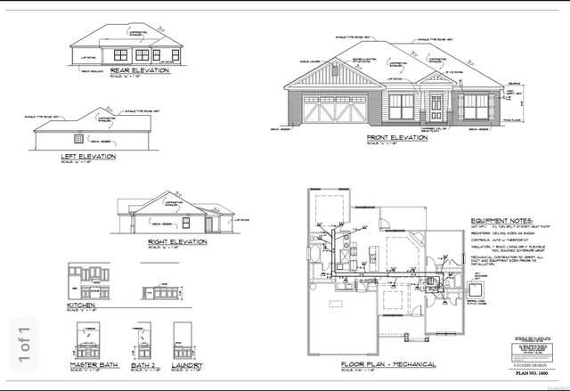 110 Meer Busch Lane, Enterprise, AL 36330 (MLS #492434) :: Team Linda Simmons Real Estate