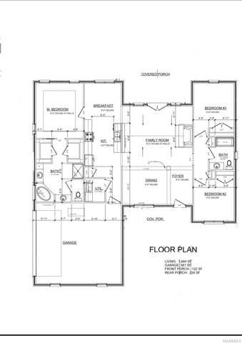 79 Reynolds Road, Wetumpka, AL 36092 (MLS #492440) :: David Kahn & Company Real Estate