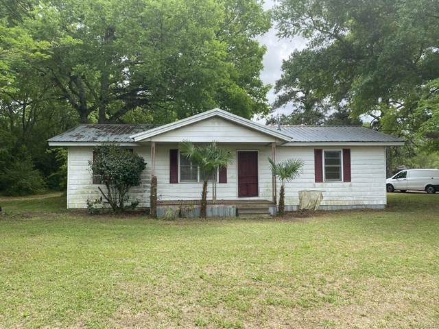 150 County Road 40 Road E, Deatsville, AL 36022 (MLS #492445) :: Buck Realty