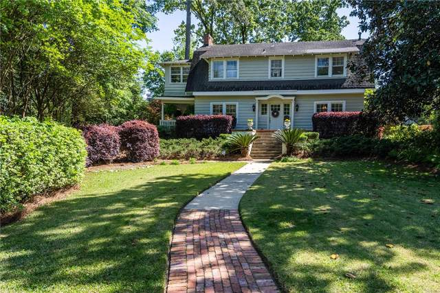 648 Park Avenue, Montgomery, AL 36106 (MLS #492469) :: David Kahn & Company Real Estate
