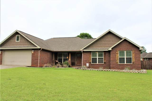 211 Clearview Drive, Enterprise, AL 36330 (MLS #492472) :: David Kahn & Company Real Estate