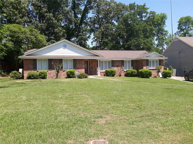 3645 Lancaster Lane, Montgomery, AL 36106 (MLS #492484) :: David Kahn & Company Real Estate