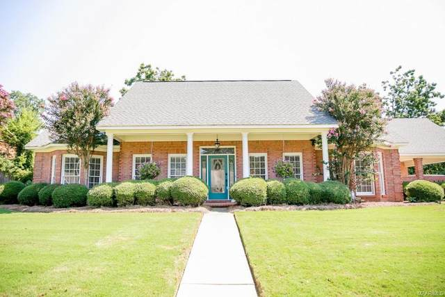 131 Wood Vale Drive, Montgomery, AL 36109 (MLS #492491) :: David Kahn & Company Real Estate