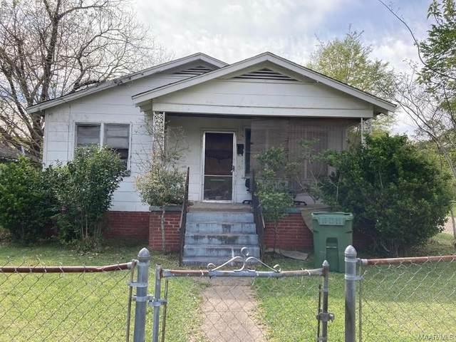 1402 Bragg Street, Montgomery, AL 36108 (MLS #492523) :: Buck Realty